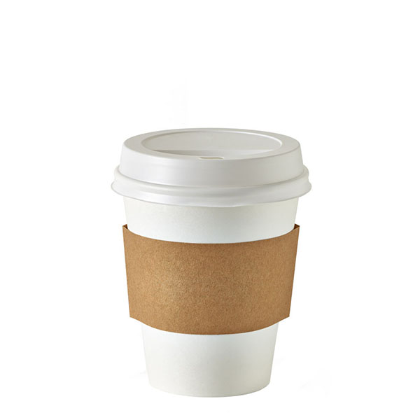 8oz Singe Wall Paper Cup