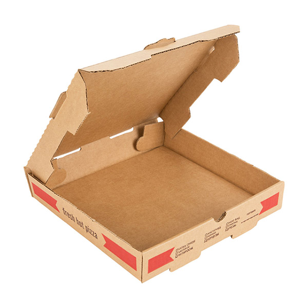 Customized Paper Pizza Boxes