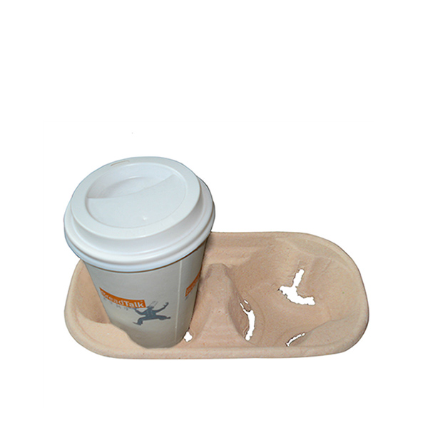 Customized Paper Cups Tray