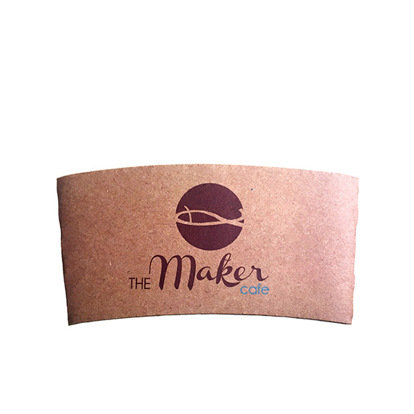 Customized Paper Cup Sleeve