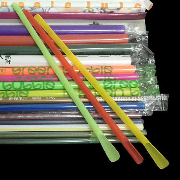 Customized Plastic Straws